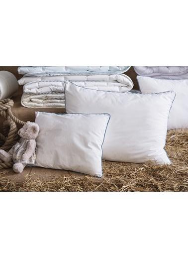 Hibboux 35x50 Dacron Duo Bebek Yastığı 150 gr Beyaz